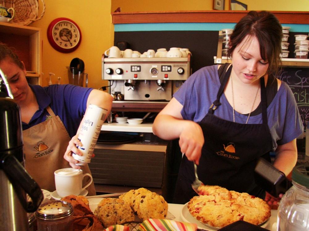 Cooks Corner Cafe