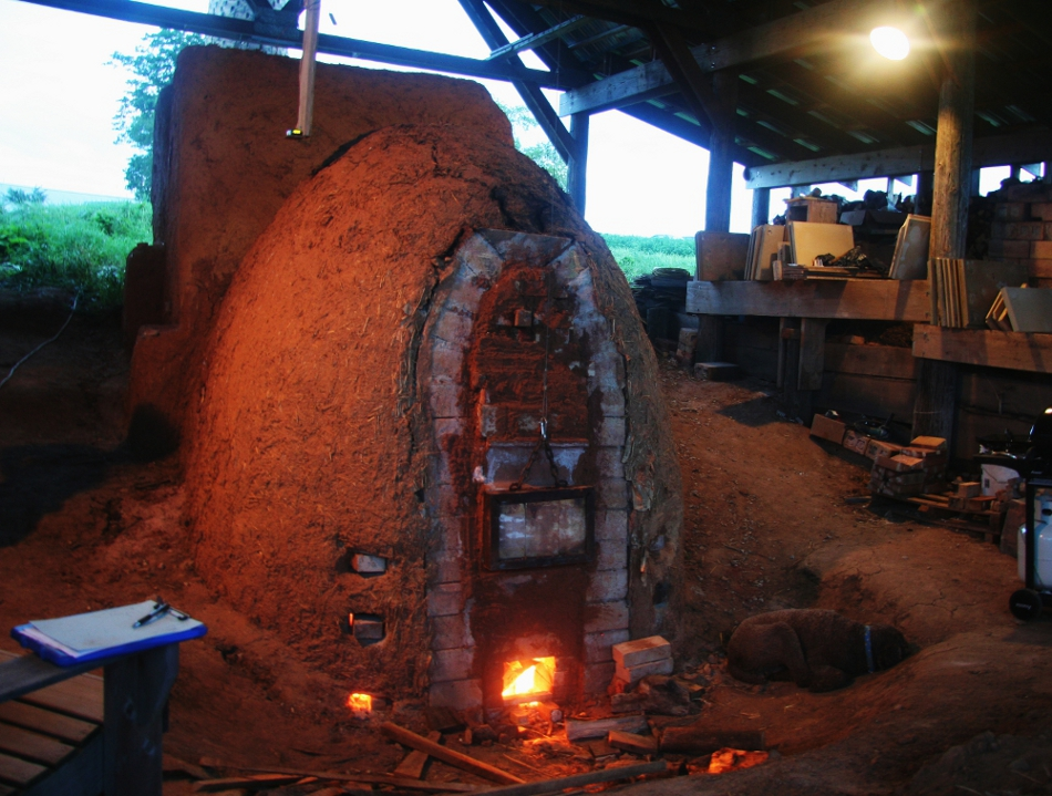 WindyRidgePotteryKiln