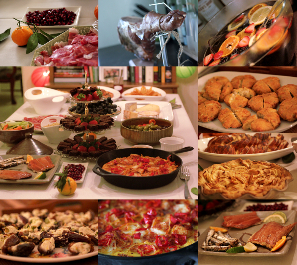 thanksgivingfeastcollage